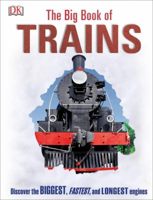 The Big Book of Trains image cover