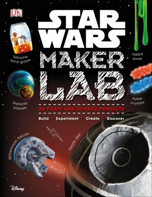 Star Wars Maker Lab image cover