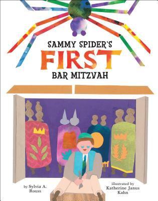 Sammy Spider's first Bar Mitzvah image cover
