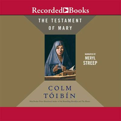 The Testament of Mary  (read by Meryl Streep) image cover