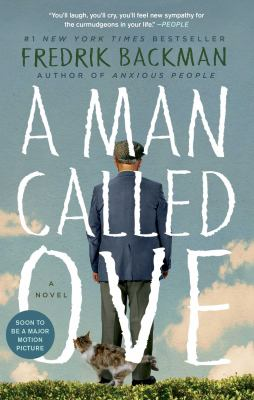 A Man Called Ove: a novel  cover