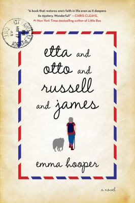 Etta and Otto and Russell and James image cover