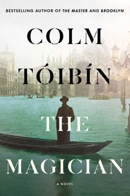 The Magician image cover