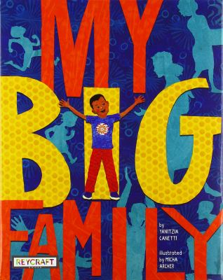 My big family image cover