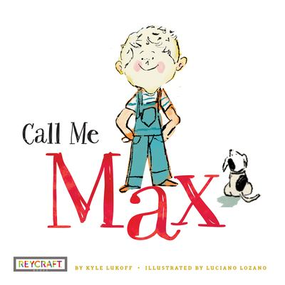 Call me Max image cover