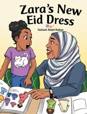 Zara's new Eid dress image cover
