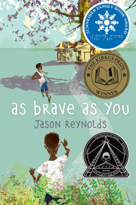 As Brave As You image cover