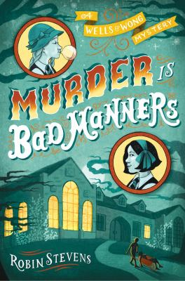 Murder is Bad Manners image cover