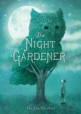 The Night Gardener  cover