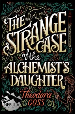 The Strange Case of the Alchemist image cover