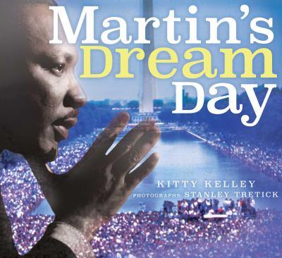 Martin's dream day image cover