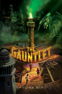 The Gauntlet image cover