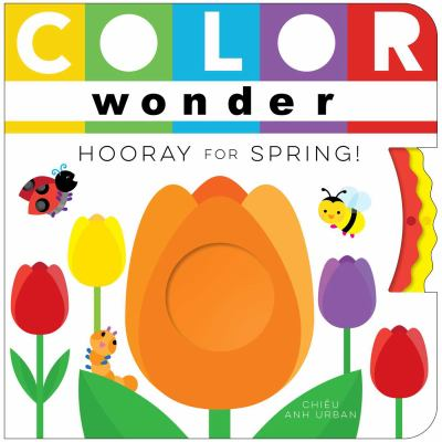 Color Wonder Hooray for Spring! image cover