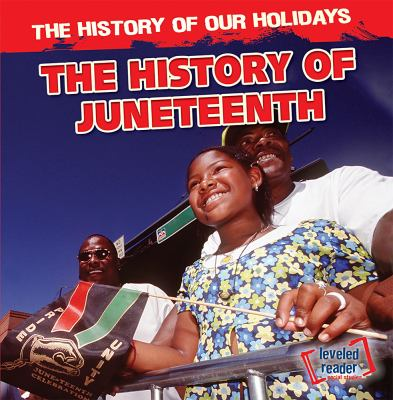 The history of Juneteenth image cover