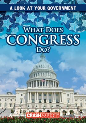 What Does Congress Do? image cover