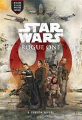 Rogue One: A Junior Novel image cover