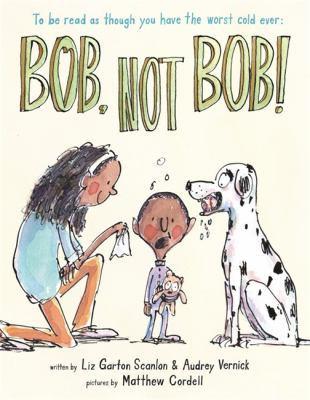 Bob, Not Bob! cover