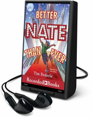 Better Nate Than Ever image cover