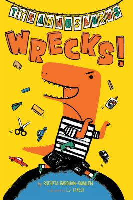 Tyrannosaurus wrecks! image cover