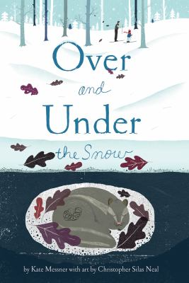 Over and under the snow image cover
