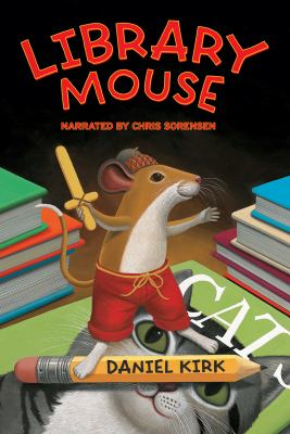 Library mouse image cover