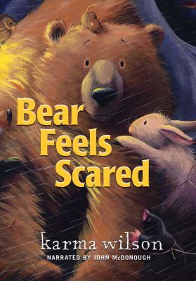 Bear feels scared image cover