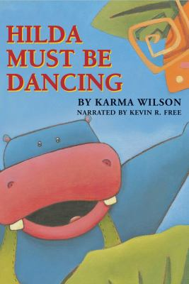 Hilda must be dancing image cover