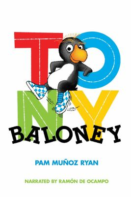 Tony Baloney image cover