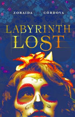 Labyrinth Lost image cover