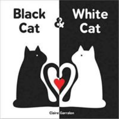 Black Cat & White Cat image cover