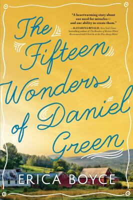 The Fifteen Wonders of Daniel Green image cover