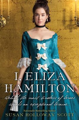 I, Eliza Hamilton image cover