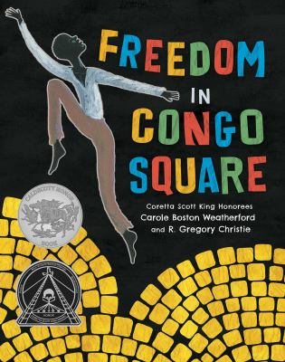 Freedom in Congo Square image cover