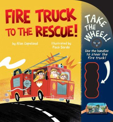 Fire Truck to the Rescue! image cover