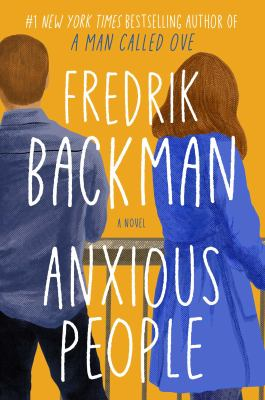 Anxious People  image cover