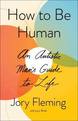 How to be human : an autistic man's guide to life image cover