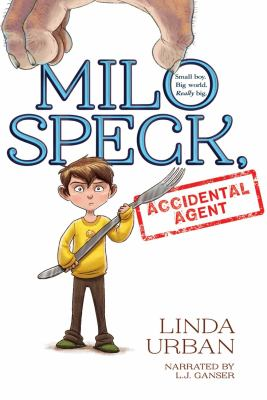 Milo speck, accidental agent image cover