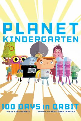 Planet kindergarten 100 days in orbit image cover