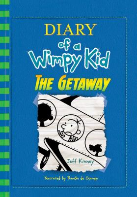 Diary of a Wimpy Kid: the getaway image cover