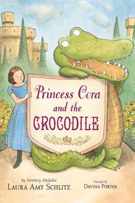 Princess cora and the crocodile image cover