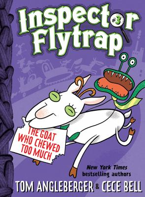Inspector flytrap in the goat who chewed too much image cover