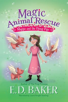 Maggie and the flying pigs image cover