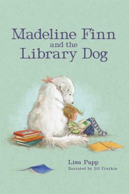 Madeline Finn and the library dog image cover