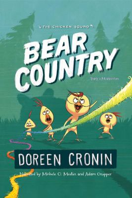 Bear country bearly a misadventure image cover