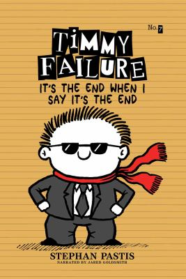 Timmy Failure: It image cover