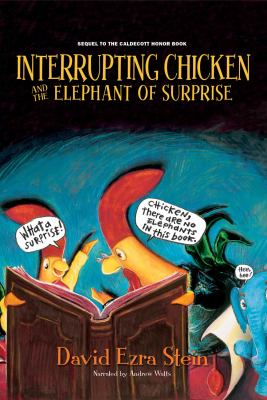 Interrupting chicken and the elephant of surprise image cover