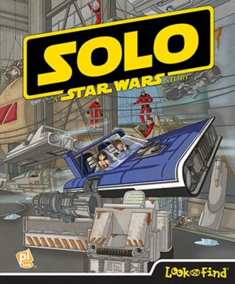 Solo: A Star Wars Story image cover
