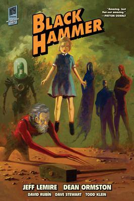 Black Hammer. Volume 1, Secret Origins & The Event image cover