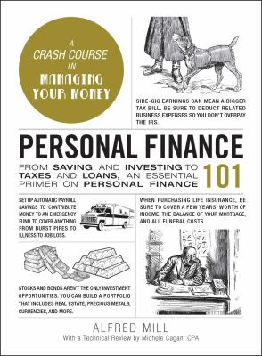 Personal finance 101 : from saving and investing to taxes and loans, an essential primer on personal finance image cover