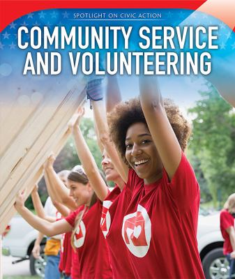 Community service and volunteering image cover